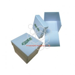 LA MER wholesale creative cosmetic skincare rigid packaging gift boxes supplies design