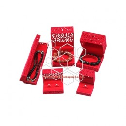 Custom jewelry product packaging gift boxes series