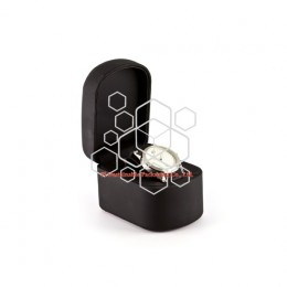 Wholesale black modern watch plastic jewelry packaging display boxes