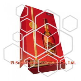 Martell personalised wine bottle packaging gift boxes supplies