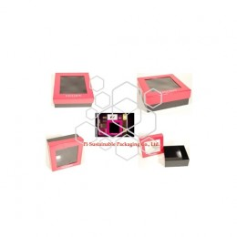 Fauchon chocolate bar presentation boxes packaging wholesale
