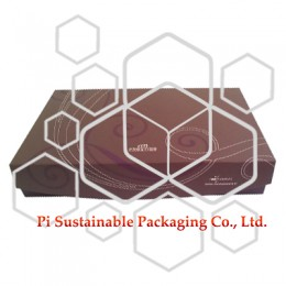 Sustainable food packaging companies supply foldable rigid food gift packaging boxes