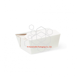 Disposable takeaway paper food containers supplies