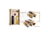 Case analysis of custom unfinished wooden wine bottle retail packaging box