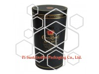 Personalized wine packaging oval gift boxes supplies | will increase thanks to FTA between China and Australia