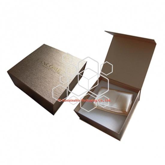 Lancome por encargo de productos cosméticos de lujo cajas de embalaje