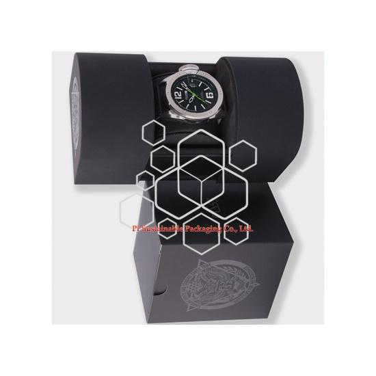 Verpackung zu Uhren Design