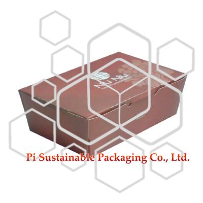 fournitures de bureau en gros comestible jetables à emporter récipients d'emballage