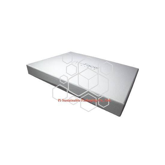 Luxus umweltfreundliche verpackung kosmetikbox