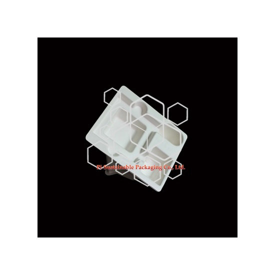 Fournitures d'emballage protecteur personnalisé produit cosmétique durable