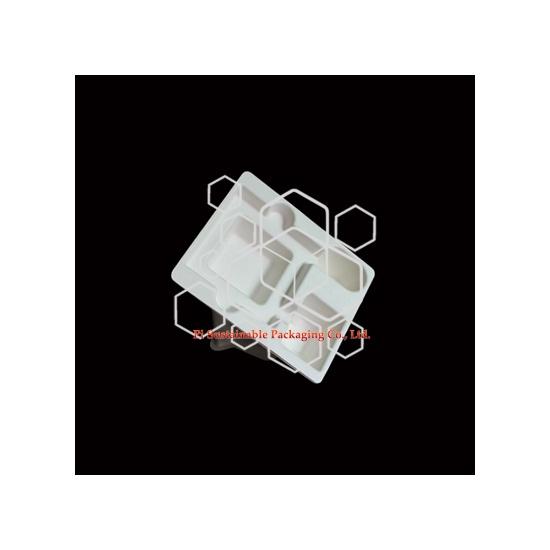 Kundenspezifische nachhaltige kosmetische Produkt Schutzverpackung Lieferungen