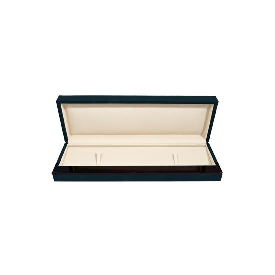 Vente en gros de boîtes cadeaux en cuir artisanal en bois de pointe