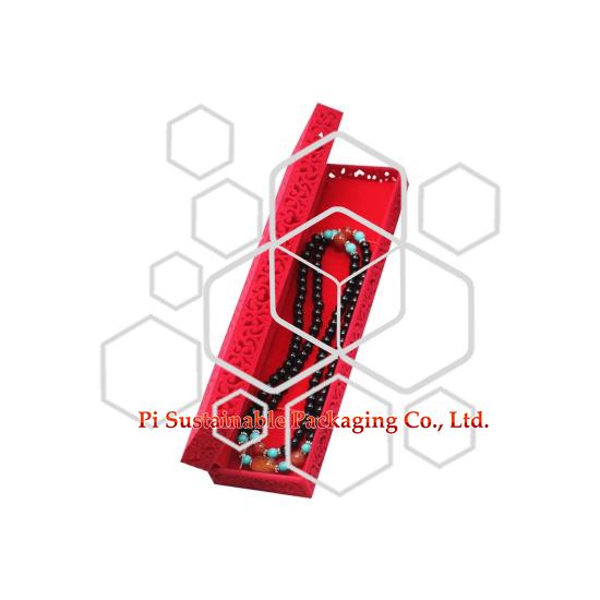 Maßgeschneiderte Kette Schmuck Verpackungen Geschenkboxen für Frauen