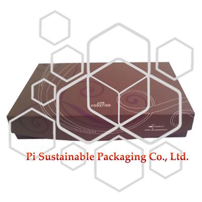 Sociétés d'emballage alimentaire durable fournissent des boîtes d'emballage alimentaire rigide pliable cadeau