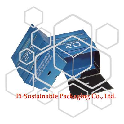 Emballage des produits électroniques intelligents bluetooth boîtes de fournitures
