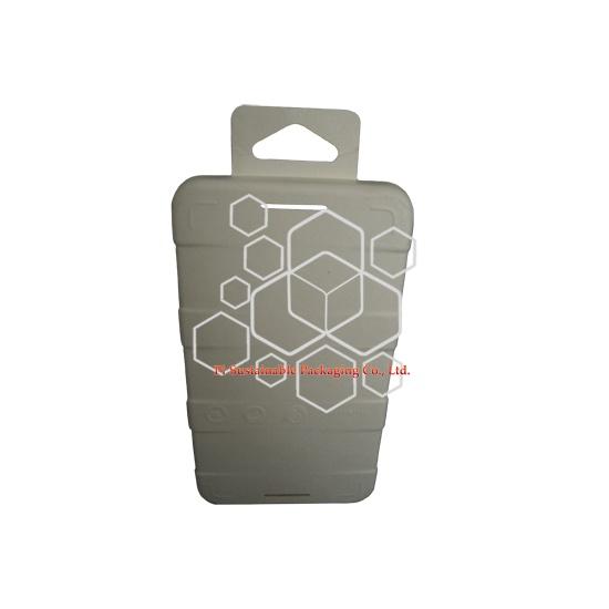 Compostables téléphone cellulaire protectrice boîtes en gros