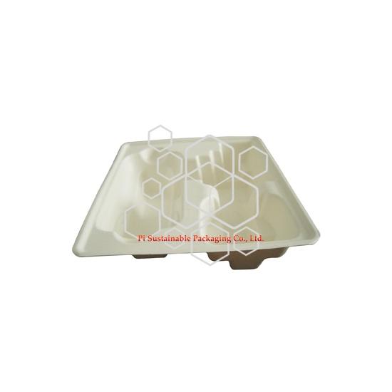 Emballage industriel de produits électroniques compostable