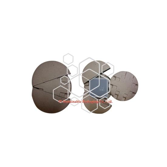 Boîtes d'emballage électronique durable pour disque dur