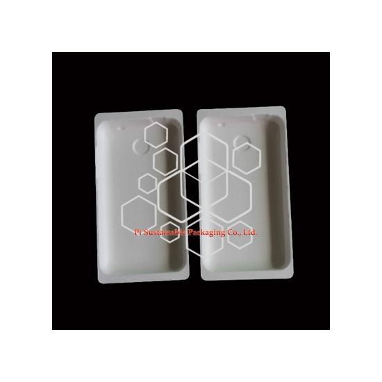 Eco amical téléphone mobile boîtes emballage protecteur en gros
