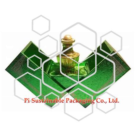 Umweltfreundliche parfüm box verpackung für kosmetik verwendet werden kann