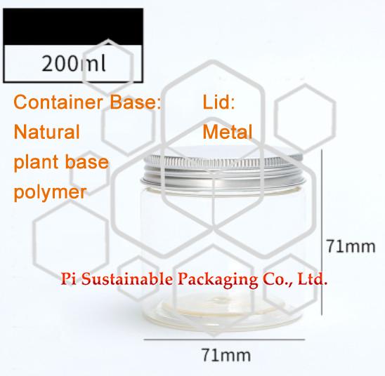 Umweltfreundliche lebensmittelverpackungen und behälter werden für die pralinenschachtel und Tee und Gourmet verwendet und kosmetik verpackungen