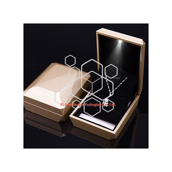 Luxury jewelry packaging boxes for necklace
