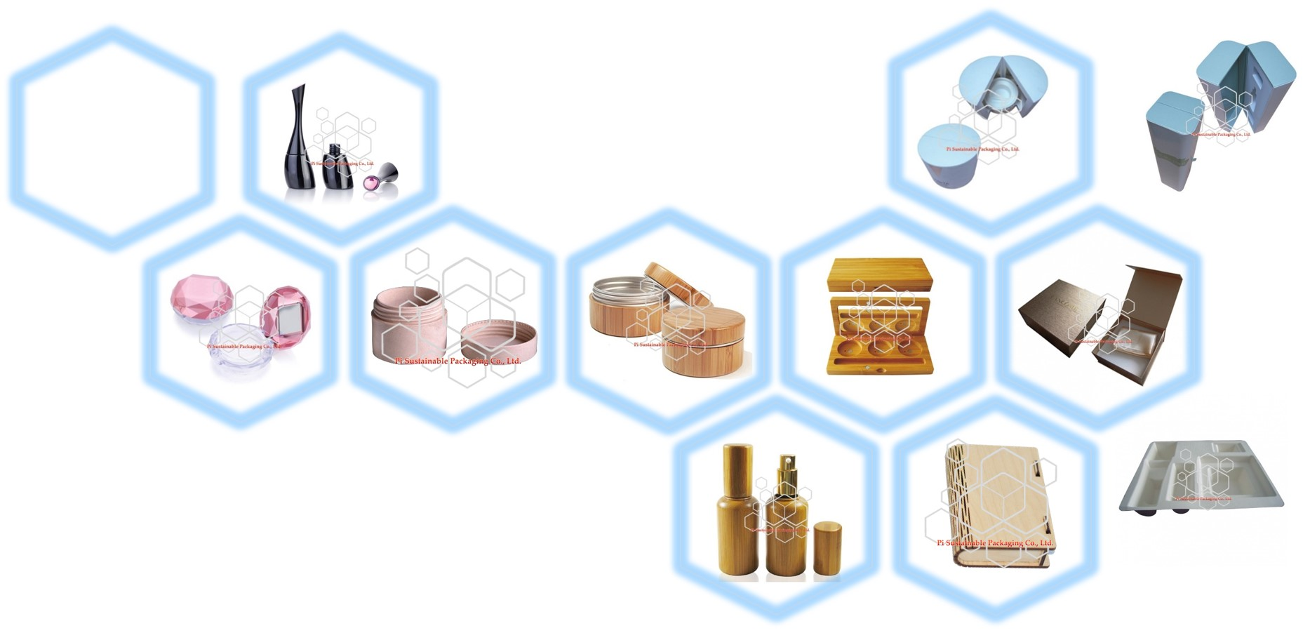 One stop service product packaging